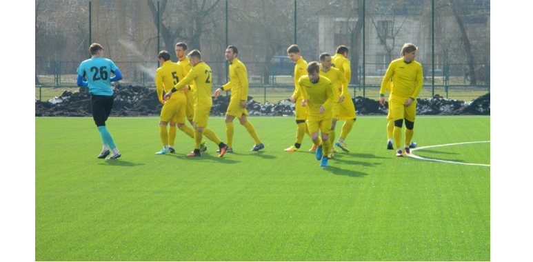 """Футболісти """"Прикарпаття"""" розпочали підготовку до весняної частини сезону"""